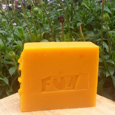 FUN, Sweet Orange Soap 800x800