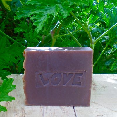 LOVE, Vanilla Soap