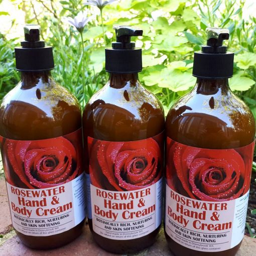 Rose Hand and Body Cream