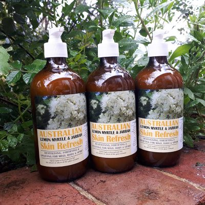 Lemon Myrtle & Jarrah Skin Refresh