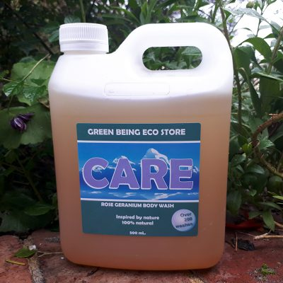 CARE Rose Geranium Body Wash 2L