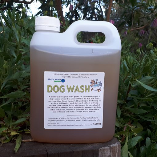 Dog Wash 100% Natural 2L