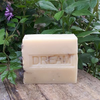 DREAM, lavender & lime Soap